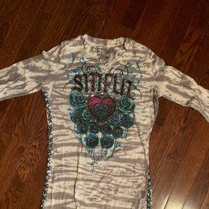 Sinful LS Women's Shirt